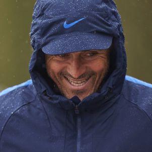 Luis Enrique Barça pluja EFE