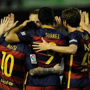 Barça pinya