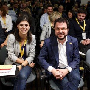 Vilalta Aragones consell ERC Mireia Comas