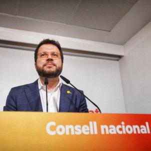 Aragones consell ERC Mireia Comas