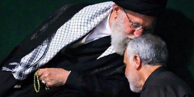 Resultado de imagen de Ali Jamenei, revenge Soleimani