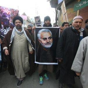 Soleimani Iran protesta Kaixmir EFE