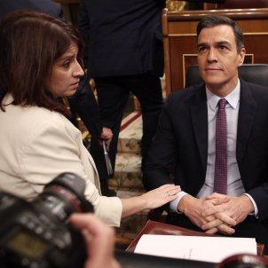 Sanchez Lastra Calvo investidura 04 01 2019 Europa Press