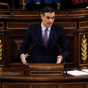 Pedro Sanchez investidura 04 01 2019 EFE
