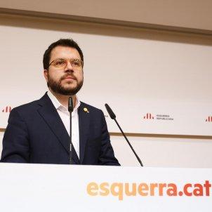 Pere Aragononès ERC - Mireia Comas