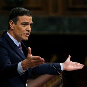 Pedro Sánchez debat investidura Congrés dels Diputats