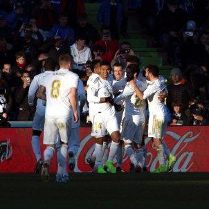 Reial Madrid celebracio gol Getafe EFE