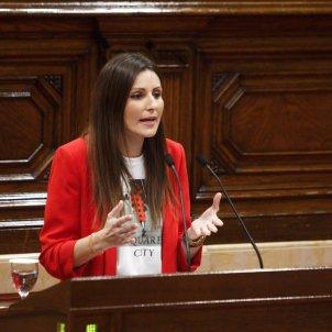Lorena Roldán PArlament - Mireia Comas