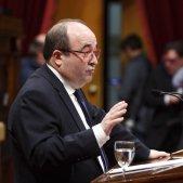 Miquel Iceta debat investidura - Mireia COmas