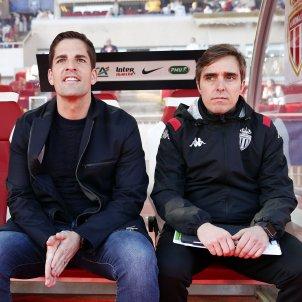 Robert Moreno entrenador Monaco Copa Franca EFE