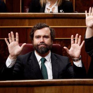 Ivan Espinosa de los Monteros Vox investidura EFE