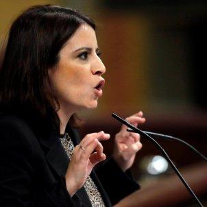 Adriana Lastra debat investidura EFE