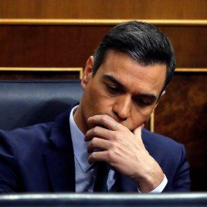 Pedro Sánchez, debat d'investidura EFE