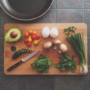 Cocina sana Unsplash