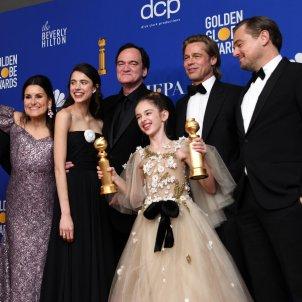 Quentin Tarantino GLobos Oro   EFE
