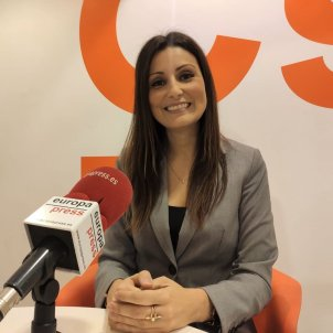 Lorena Roldán   Europa Press