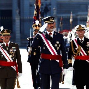 Felipe VI Pasqua Militar   EFE