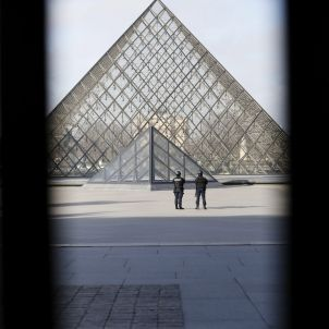 Louvre Atemptat Terrorista / EFE