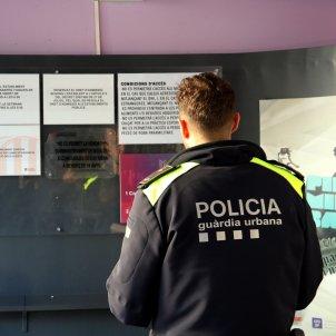 guardia urbana policia recurs acn