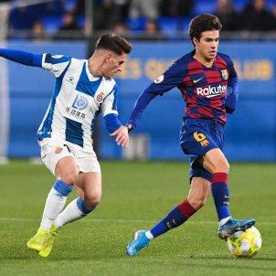 Riqui Puig Barca b Espanyol B @FCBarcelona