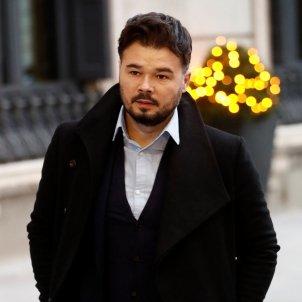 Gabriel Rufián debat investidura 5 gener EFE