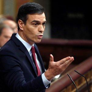 Pedro Sánchez investidura 2  Congres EFE