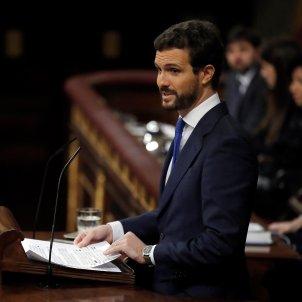 Pablo Casado congres EFE