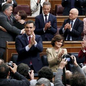 sanchez guanya investidura efe congreso