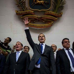 Juan Guaidó - EFE
