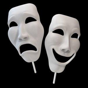 Màscares teatre