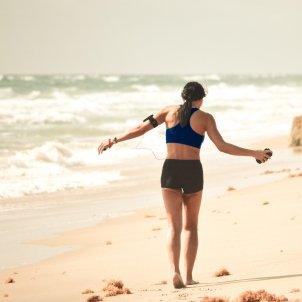 Playa Unsplash