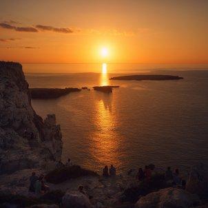 menorca posta de sol - Johannes Plenio (Unsplash)