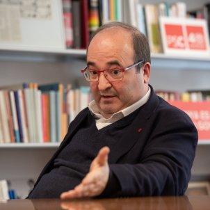 EuropaPress Miquel Iceta