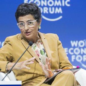 Arancha González Laya foto World Economic Forum