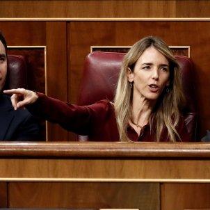 Cayetana TEodoro Garcia Egea Pablo casado PP Congrés - Efe