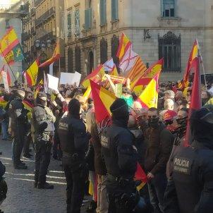 manifestacio Vox Barcleona - Robert Southon