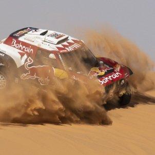 Carlos Sainz Mini Dakar EFE
