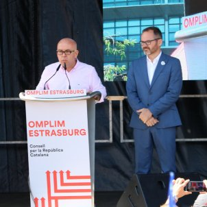 Josep Costa i Gonzalo Boye - ACN