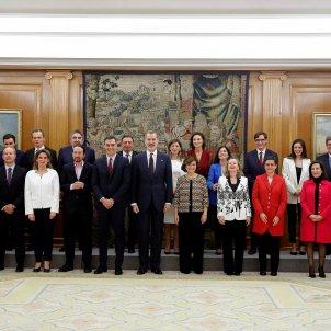 Govern espanyol ministres Sánchez Moncloa EFE