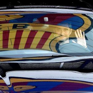 Ernesto Valverde cotxe EFE