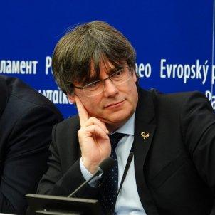 Carles Puigdemont Toni Comin Parlament Europeu - Roberto Lázaro