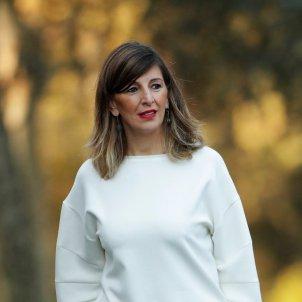 Yolanda Díaz ministra Treball EFE