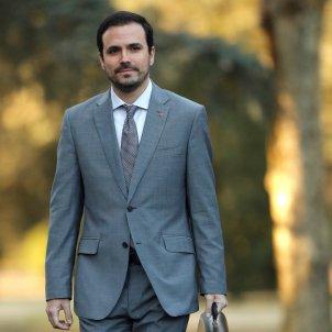 Alberto Garzón ministre de Consum EFE
