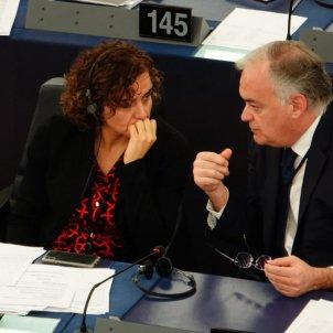 González Pons Dolors Montserrat parlament europeu Roberto Lázaro