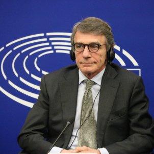 David Sassoli parlament europeu ACN