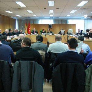 judici assalt Blanquerna Madrid ACN