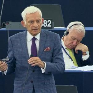 margallo dormint parlament europeu - captura