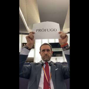 José Ramón Bauzá Parlament europeu - @JRBauza