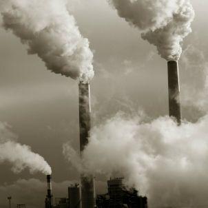 Contaminació Fum