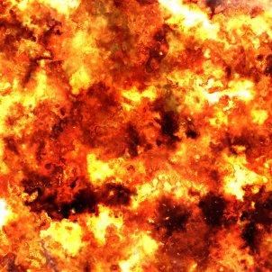 Foc explosió (Gerd Altmann)